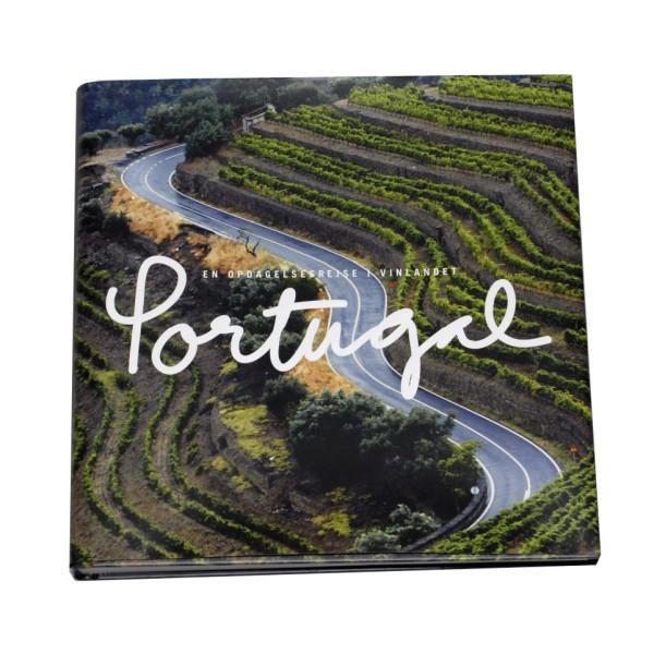 Portugal, En rejse til vinlandet- Bog