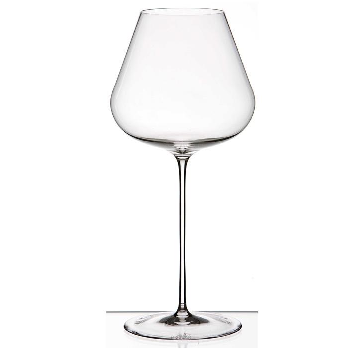 Rogaska - DOMUS AUREA - Højt rødvinsglas (2 stk.)